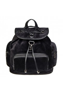 Damsel velvet backpack Killstar
