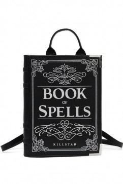 Book of spells backpack Killstar
