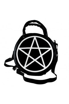 Pentagram Handbag Killstar