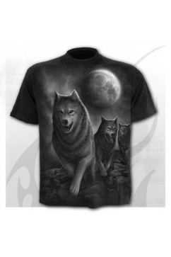 WOLF PACK WRAP - T-Shirt Spiral