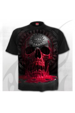 BLEEDING SOULS - Tee Shirt Spiral