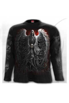 M025M301 DEATH ROBE - Longsleeve T-Shirt