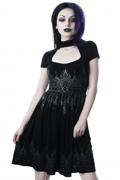 Duchess skater dress killstar