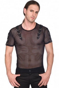 Battle Shirt Net (black) Aderlass