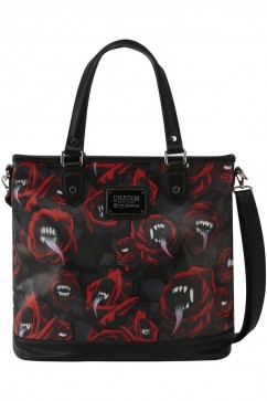 Lilith's Tongue Tote Bag Killstar