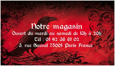 magasin Darkland